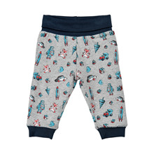 ME TOO PANTS AOP REVERSIBLE 610565 N