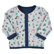 ME TOO CARDIGAN REVERSIBLE 610568