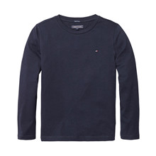 TOMMY HILFIGER BASIC T-SHIRT LS