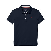 TOMMY HILFIGER BASIS POLO S/S B