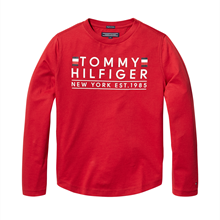 TOMMY HILFIGER ESSENTIAL T-SHIRT R