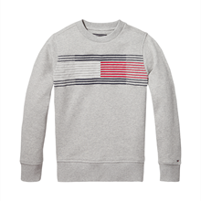 TOMMY HILFIGER ESSENTIAL FLAG SWEATSHIRT 4233