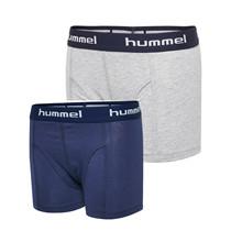 HUMMEL TROY 2-PACK BOXERSHORTS 203612