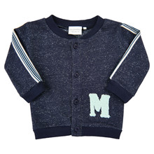 MINYMO SWEAT CARDIGAN 110999