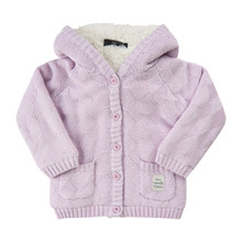 ME TOO TEDDY CARDIGAN 610644 L