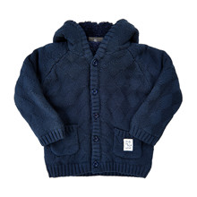 ME TOO TEDDY CARDIGAN 610644
