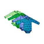 PIPPI BODYSTOCKING BABY 4-PAK 3819 D