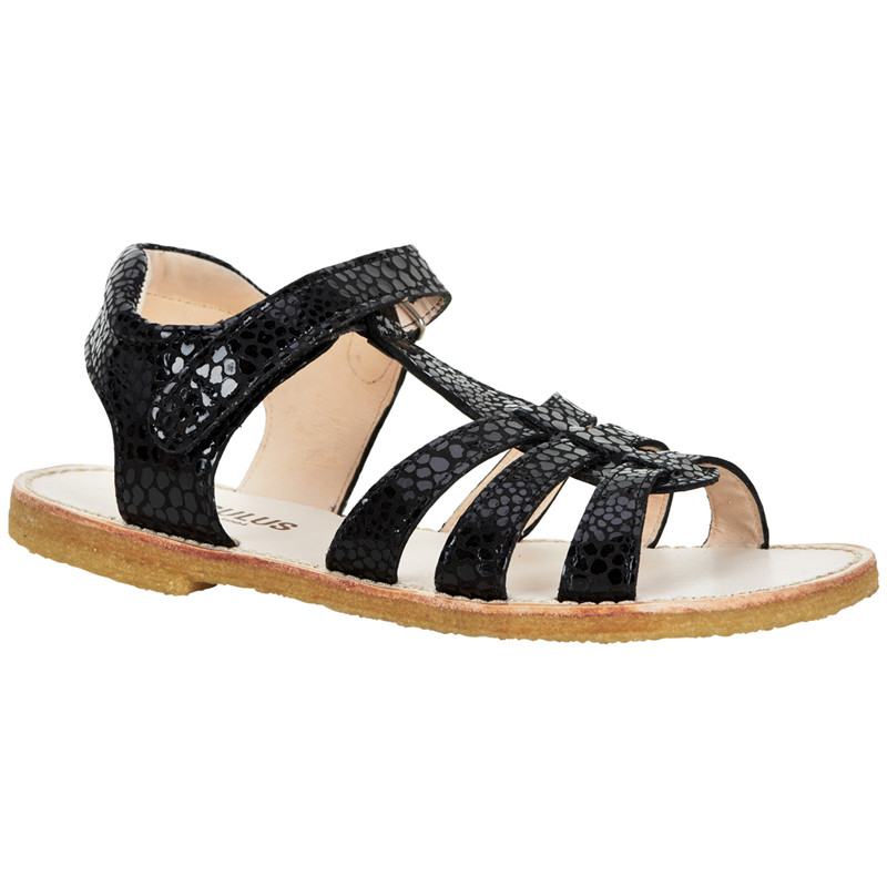 Image of   ANGULUS SANDAL 4384-301 (Black, 31)