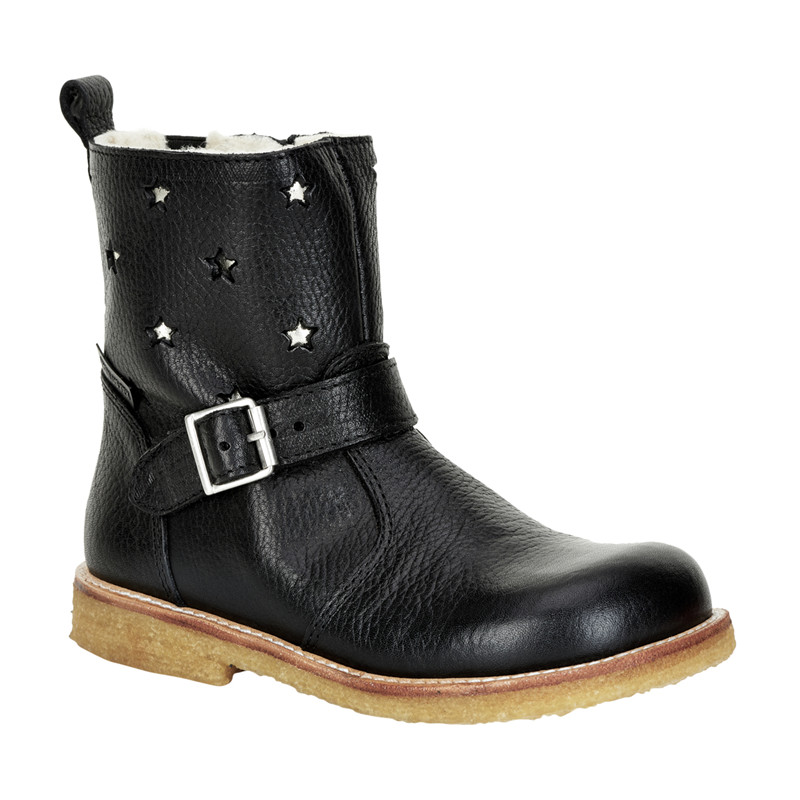 Image of ANGULUS TEX-BOOTS 2047-101 (Black, 24)