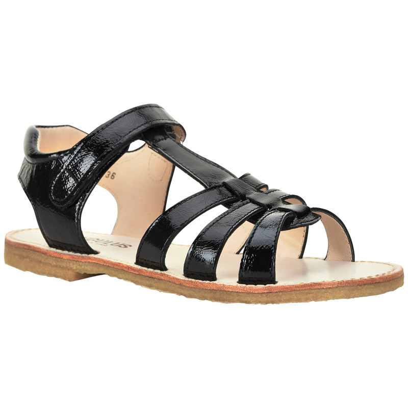 Image of   ANGULUS SANDAL 4384-301 B (Black, 35)