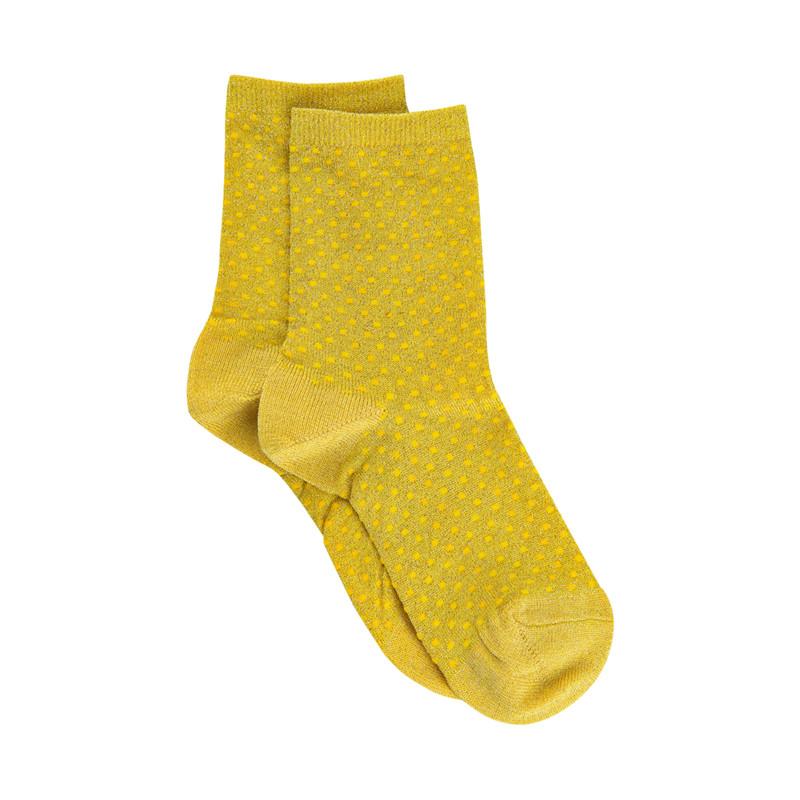 MP NORA ANKEL STRØMPER 77133 G (Yellow 749, 25/28)