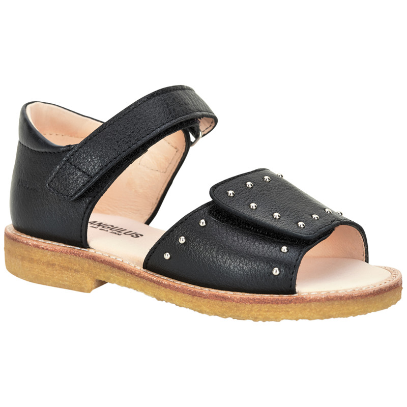 Image of   ANGULUS SANDAL 0536-101 (Black, 27)
