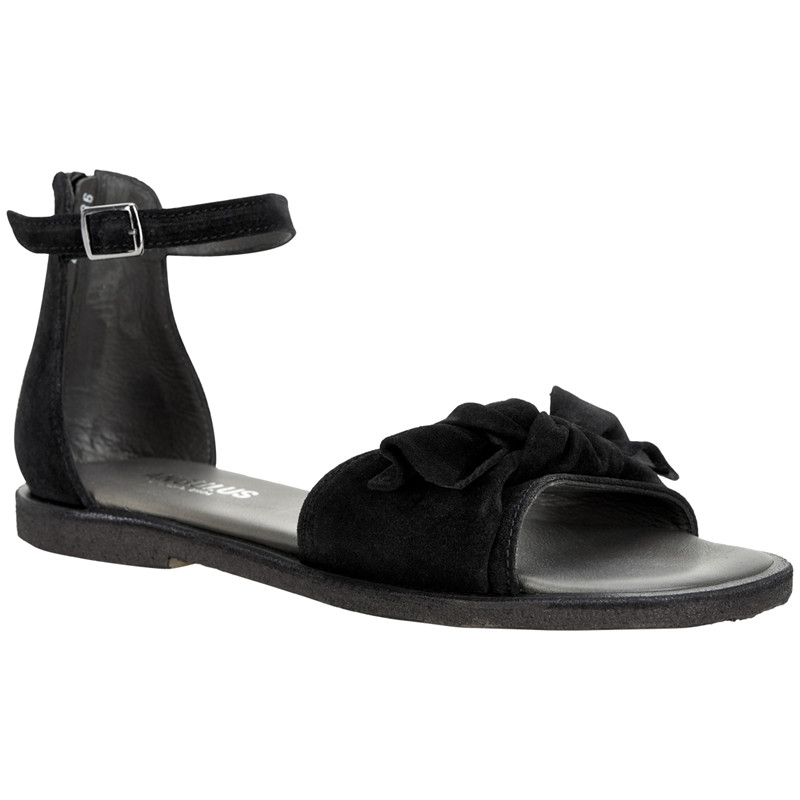 Image of   ANGULUS SANDAL 4421-102 (Black, 33)