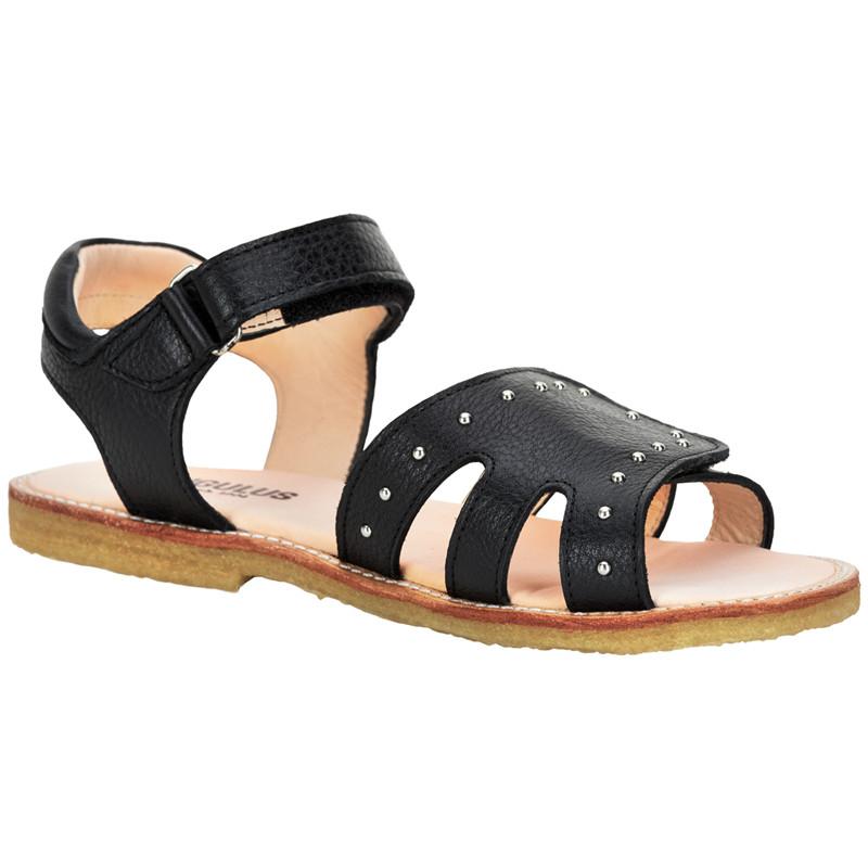 Børnetøj og sko ANGULUS SANDAL 4384 301 B (Black, 34)