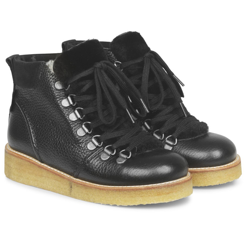 Image of   ANGULUS BOOTS 2085-101 (Black, 38)