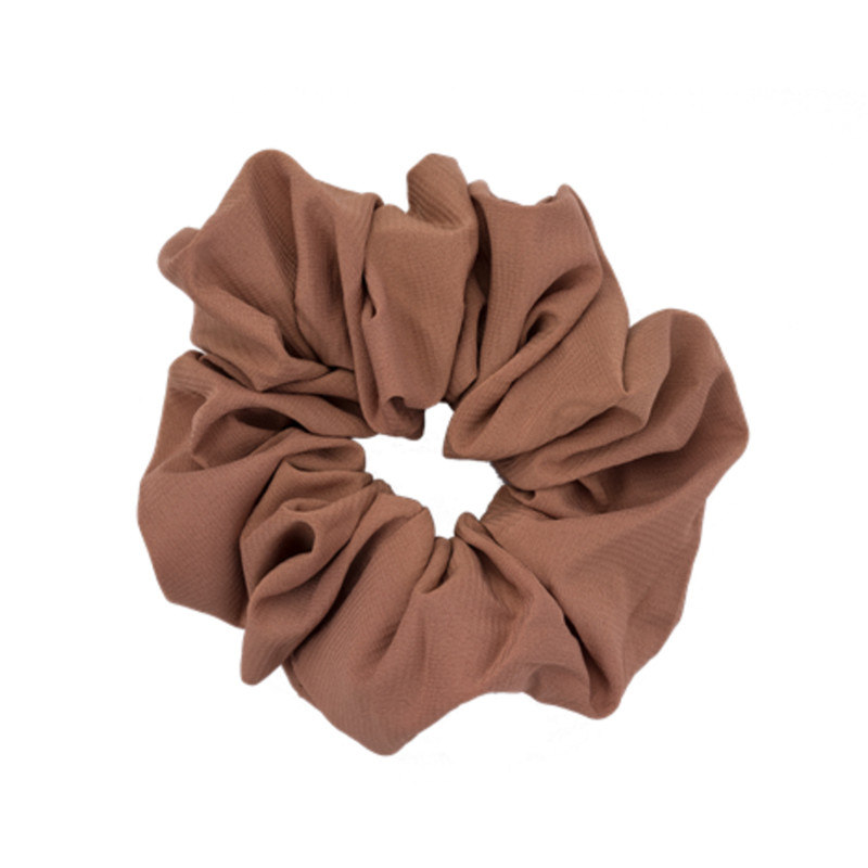 Image of   BOWS BY STÆR SCRUNCHIE 8410053 (Brown, ONESIZE)
