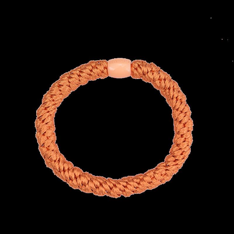 Image of BOWS BY STÆR HÅRELASTIK 9799280 (Dark Orange, ONESIZE)