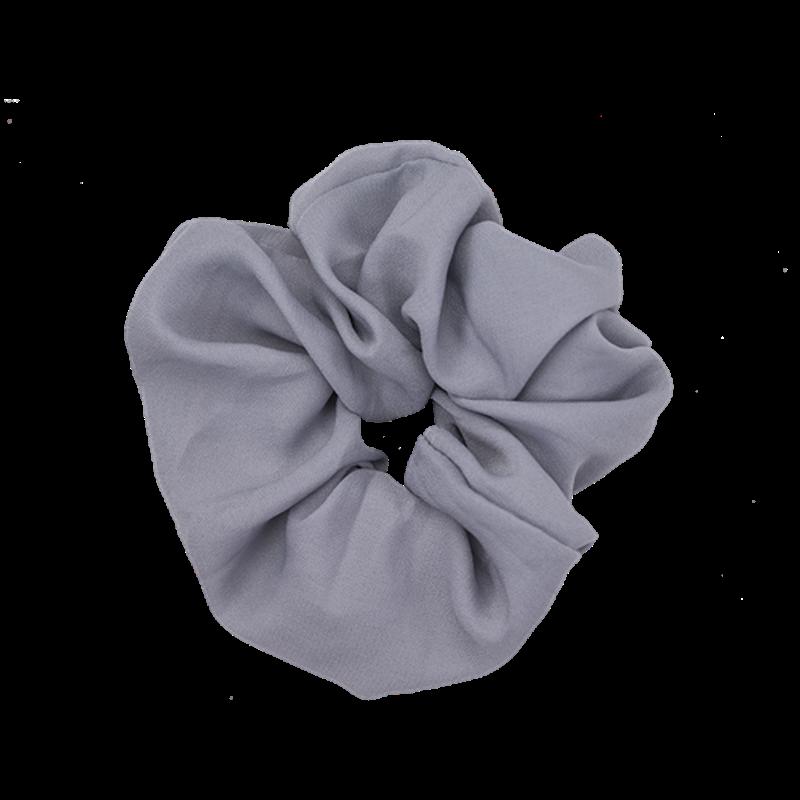 Image of BOWS BY STÆR SCRUNCHIE 8410055 (Grey, ONESIZE)