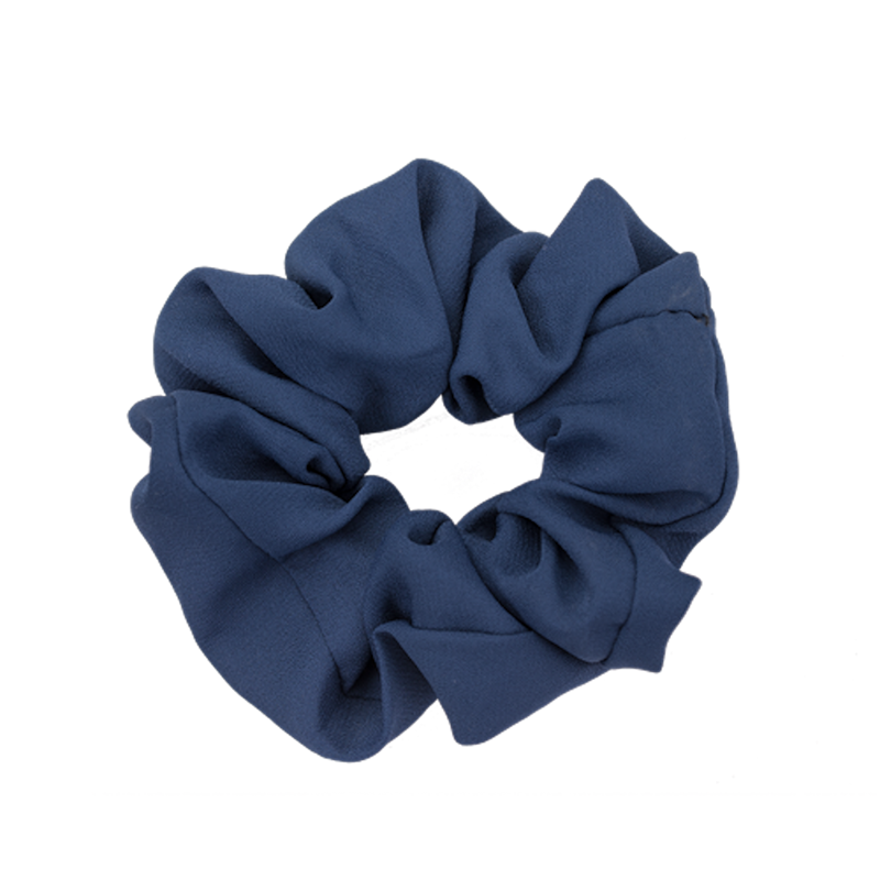Image of   BOWS BY STÆR SCRUNCHIE 8410052 (Navy, ONESIZE)