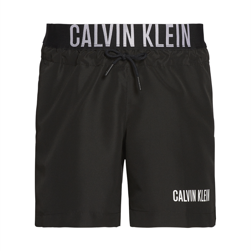 Image of   CALVIN KLEIN MEDIUM BADESHORTS 00226 BEH (Black, 128/140)