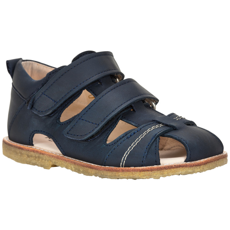 Image of   ANGULUS SANDAL 0506-101 (Dark Blue, 21)