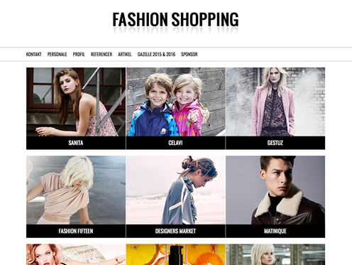 Fashionshopping