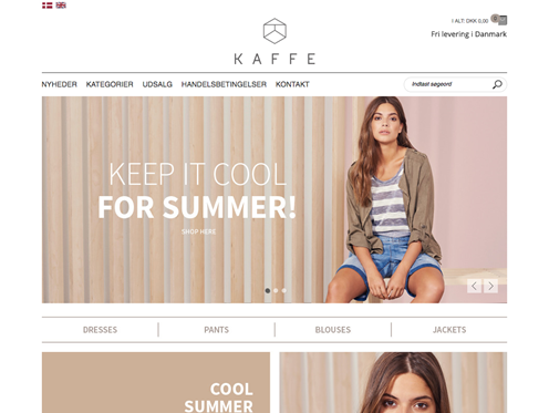 Kaffe Clothing
