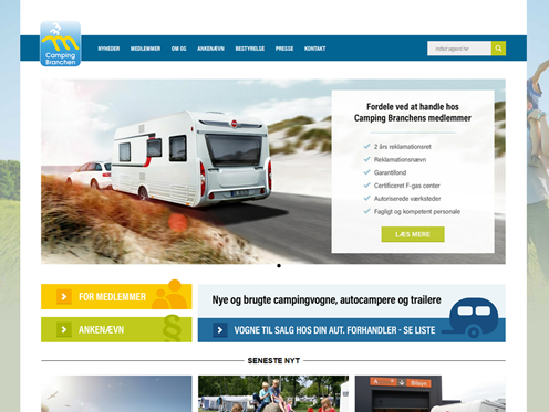 Camping Branchen