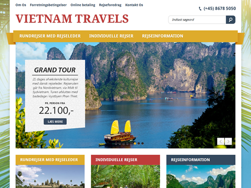 Vietnam travels