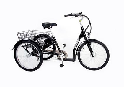 3-Rad-Elektro-Fahrrad Erwachsenen