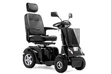 El-scooter 4-hjulet Voksen