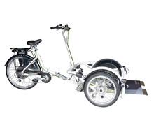 El-ladcykel til kørestol