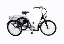 3-hjulet el-cykel voksen