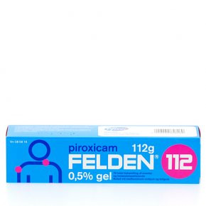 Felden gel 0,5%, 112 g.