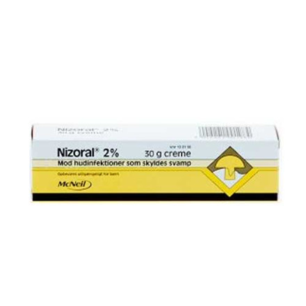Nizoral creme 2%, 30 g