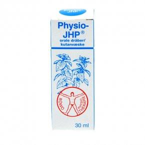 Physio-jhp olie, 30 ml.