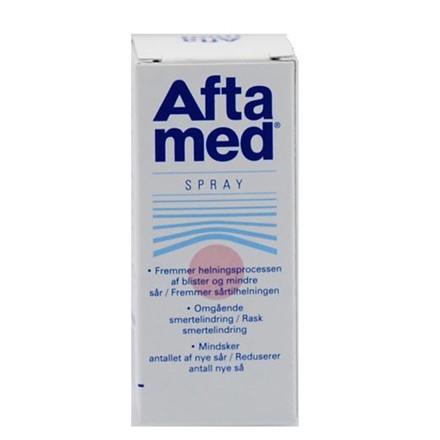Aftamed mundspray, 20 ml.