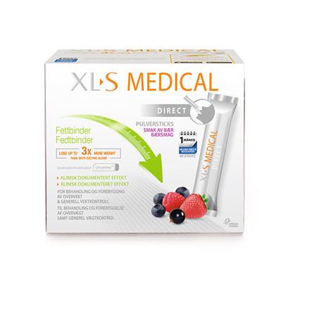 XLS Medical Fat Binder Direct, 90 sticks