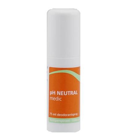 Ph neutral antipersp spray