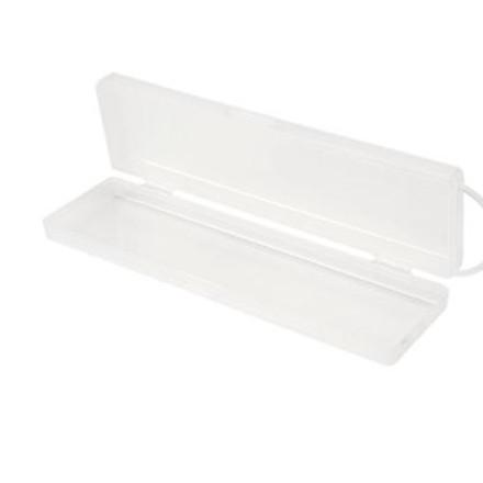 Hypo-fit plastæske til 2 breve