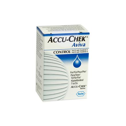 Accu-Chek Aviva kontrolvæske