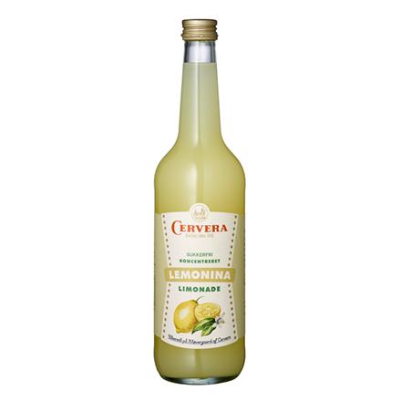 Cervera Lemonina Limonade - uden sukker tilsætning