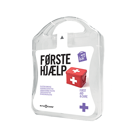 My Kit Førstehjælpskasse