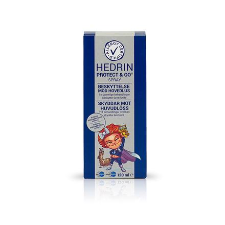 Hedrin Protect & Go spray, 120 ml
