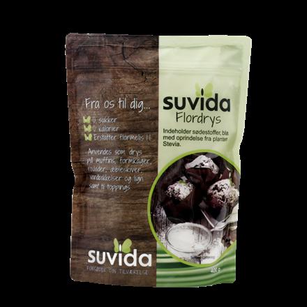 Suvida Flordrys med stevia