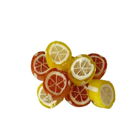 Svanenet sukkerfri Appelsin/citron bolcher