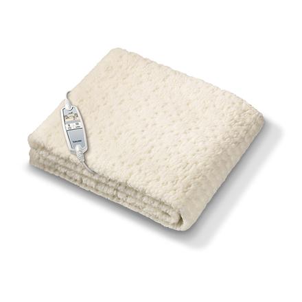 Beurer UB 83 sengevarmer i soft fleece, 150x80 cm