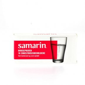 Samarin portionsposer, 18 stk.