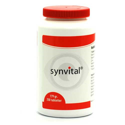 Synvital, 250 stk