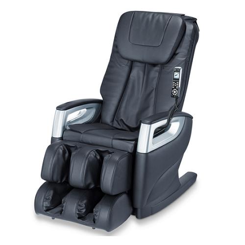Beurer Deluxe massagestol med fodmassage MC 5000